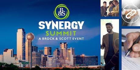 Brock & Scott Synergy Summit Dallas tickets