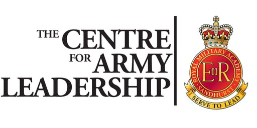 Centre for Army Leadership 2019 Conference - Leadership in the Digital Age