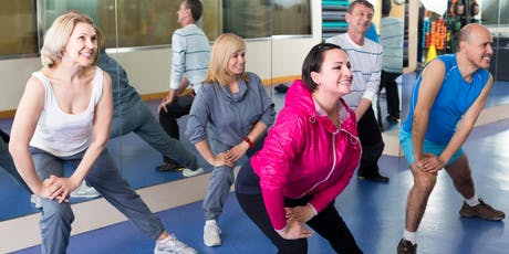 Fit Club: Circuit Training tickets