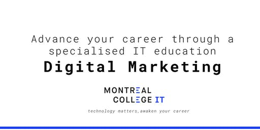 Career pathway program in Digital Marketing program