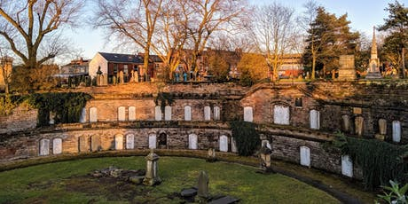 Discover the Birmingham Catacombs tickets