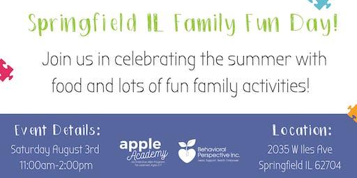 Springfield IL Family Fun Day!