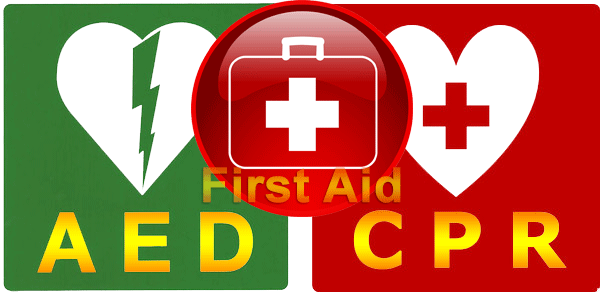cpr and aed and first aid