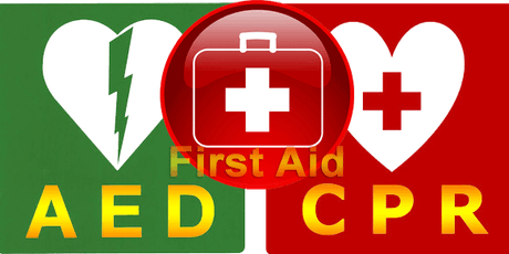 cpr and aed and first aid tickets