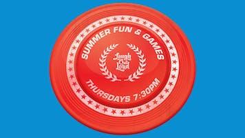 """Summer Fun & Games"""