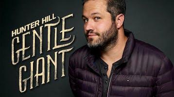 "Hunter Hill: ""Gentle Giant"""