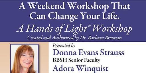 Hands of Light Workshop: Barbara Brennan School of Healing
