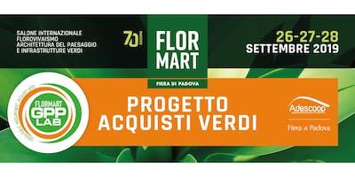 Flortraining a Flormart GPP Lab - 4^ Edizione