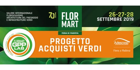 Flortraining a Flormart GPP Lab - 4^ Edizione tickets