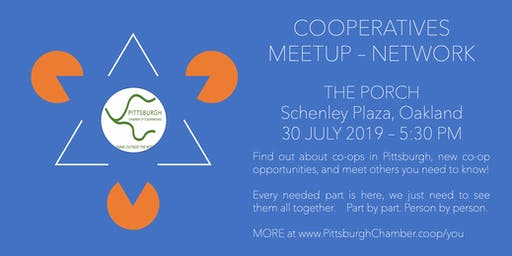Pittsburgh Co-op Meetup and Networking