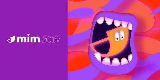 MiM 2019 ep.23 -  Iregular, Olivier Charland & Hydrogen EAi
