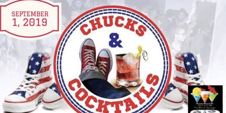 Chucks, Karaoke and Cocktails tickets