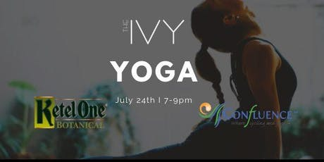 Yoga at The IVY tickets