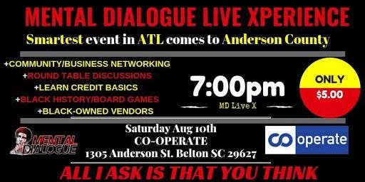 Mental Dialogue Live Xperience