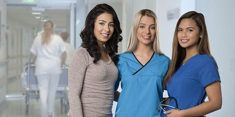 Free Admin Careers in Health Care Info Session: August 14 (Afternoon) tickets