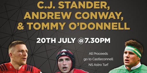 Castleconnell National School Rugby Panel Fundraiser