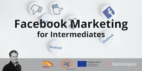 Facebook Marketing for Intermediates - Poole - Dorset Growth Hub tickets