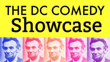 The DC Comedy Showcase