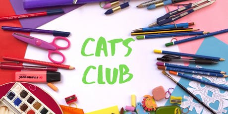 CATS Club - Cheam Library tickets