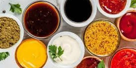 Mastering the Mother Sauces - An Interactive Cooking Workshop tickets