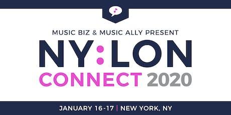 NY:LON Connect 2020 tickets