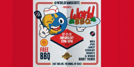 World BBQ tickets