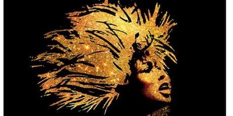 Cheyney Alumni Fundraiser on Broadway!Tina: The Tina Turner Musical tickets