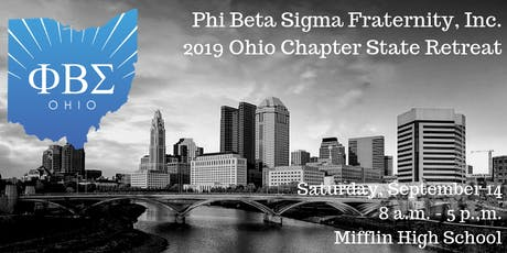 2019 Phi Beta Sigma Fraternity, Inc. Ohio State Retreat tickets