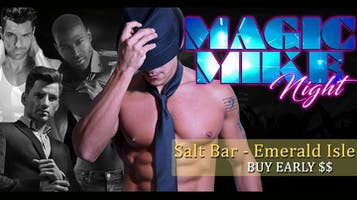 Ladies Night Out LIVE - International Male Revue Emerald Isle