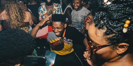 An OkayAfrica Party tickets