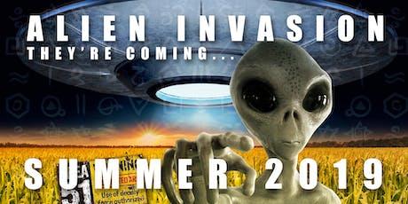 New House Farm Maze - Alien Invasion tickets