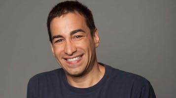 Comedian Mitch Fatel