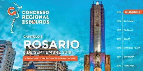 Congreso Regional de Seguros 2019 entradas