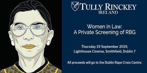 Women in Law: A Private Screening of RBG