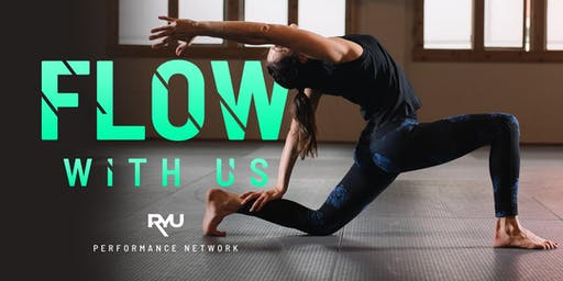 Flow with Us at RYU Queen St. West, Toronto