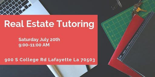 Real Estate Tutoring
