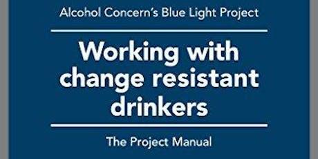 Blue Light Project training - TNS tickets