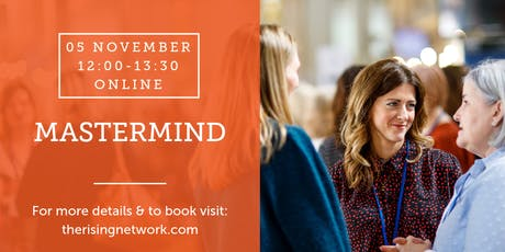 ONLINE EVENT: November Mastermind Session - Overcome your current challenge tickets