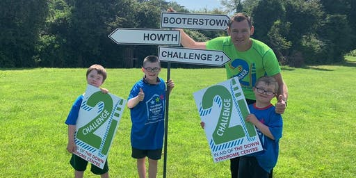 Challenge 21 2019 (Dublin Event)