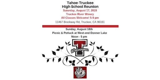 Tahoe Truckee Class Reunion