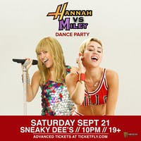 Hannah vs Miley Dance Party