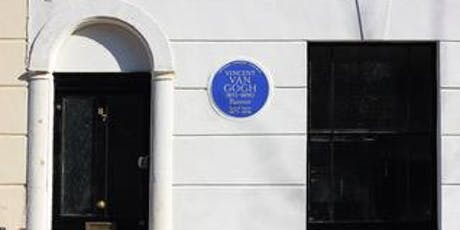 Lambeth Heritage Festival Van Gogh House Tours tickets