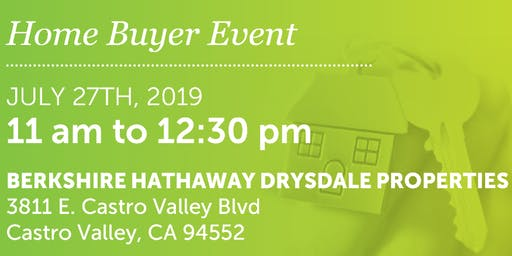 Home Buyer Event!