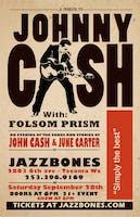 Folsom Prism: Johnny Cash Tribute