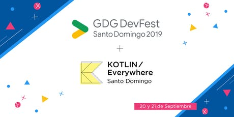 GDG DevFest Santo Domingo 2019 tickets