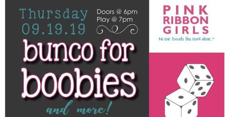 Bunco For Boobies 2019 (Cincinnati) tickets