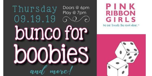 Bunco For Boobies 2019 (Cincinnati)