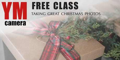 Taking Great Christmas Photos tickets