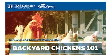 2019 Backyard Chickens: 101 tickets