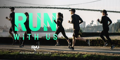 Run with Us at RYU Thurlow, Vancouver tickets